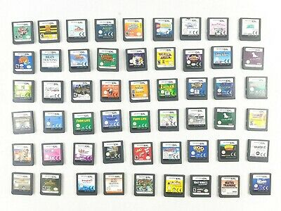 Nintendo Ds Games - Cartridges only - Like New - Free Shipping in Australia