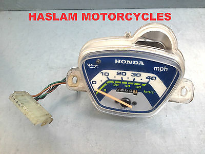 honda nt50 f mini melody clock speedmeter