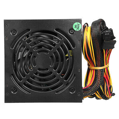AU 1000W Watt PC Computer Gaming 220V Power Supply PSU PFC Silent Fan ATX 24-PIN