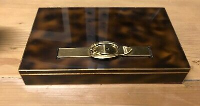 RARE Hermes Humidor Zigarren Box Collectible