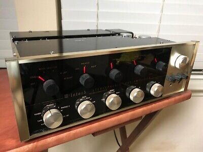 McIntosh C20 Vintage Tube Preamplifier Good Condition with Telefunken Tube