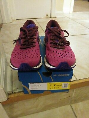 a131870ec8e BROOKS WOMEN S TRANSCEND 6 -  85.00