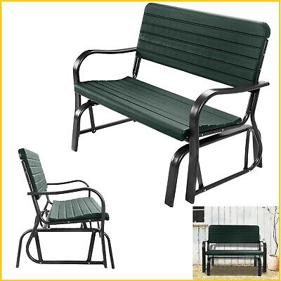 Astonishing Patio Loveseat Bench Garden 2 Person Cushions Seat Outdoor Andrewgaddart Wooden Chair Designs For Living Room Andrewgaddartcom