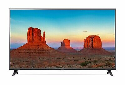 "LG - Smart TV 152 cm (60"") ultra-plat 4K Ultra HD LED HDR - 60UK6200PLA"