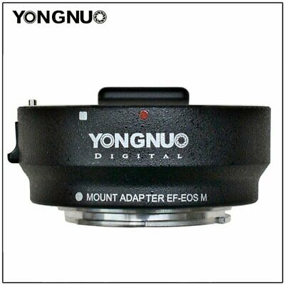 YongNuo EF-EOS M Auto-focus Smart Mount Adapter for Canon EF L to EOS M Camera