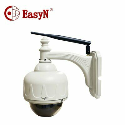 EASYN 1BF 960P HD WiFi Night vision Pan&Tilt Outdoor Speed Dome Security Camera