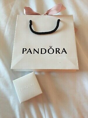pandora gift box and bag