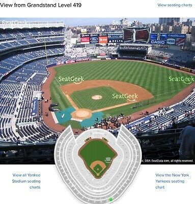4 Yankees Opening Day tickets
