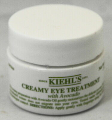 Kiehl'S Creamy Eye Treatment With Avocado   0.5 Oz/ 14 G, Please Reed Descriptio