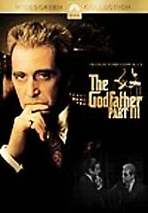 The Godfather : Part III (Widescreen Edition)