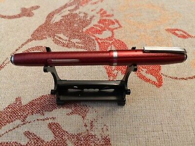 Esterbrook Nib 551 Red Fountain Pen Made In Usa