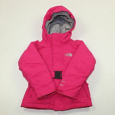 aeb539571 THE NORTH FACE Big Girl's Greenland Down Parka Size 5 (A0C0 F13)
