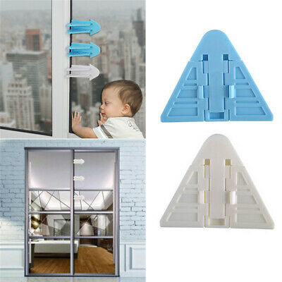 New Baby Safety Sliding Door Window Wardrobe Locks Children Safety Care Products