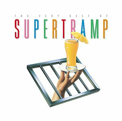 The Very Best Of Supertramp CD Greatest Hits Compilation New Sealed