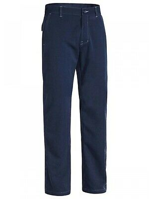 NEW Bisley Pants  Fr Rated Engineered Pant - in DENIM - 92 - Safety Clothing -