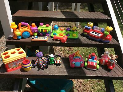 Bulk lot toddler toys in great condition - Fisher Price, ELC