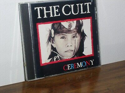 The Cult    Ceremony / Cd / 1991  Sire  Records