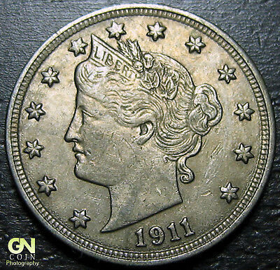 1911 Liberty V Nickel  --  MAKE US AN OFFER!  #R3819