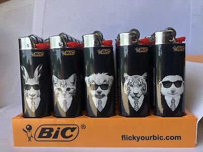 "50 Bic limited edition ""COOL"" Large Bic Lighter J26"