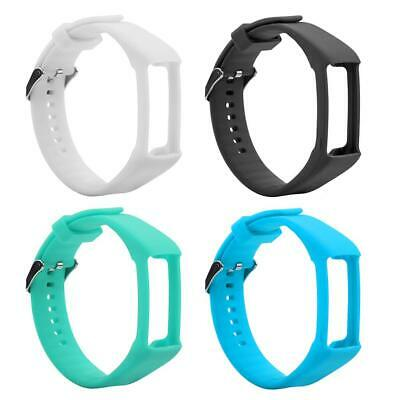 Sport Silicone Replacement Watch Band Wrist Strap Bracelet For Polar A360 A370 T
