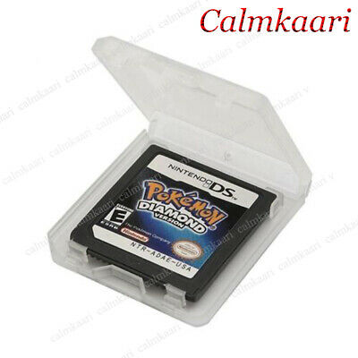 Nintendo DS Pokemon Diamond version New Game Card for 3DS NDSI NDS NDSL Gifts US