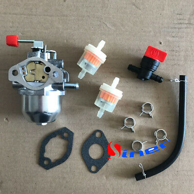 Carburetor Kit For Generac 0C1535ASRV OC1535ASRV 4000EXL 4000XL GN220 7.8HP Carb