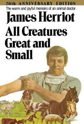 All Creatures Great and Small by James Herriot: Used