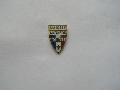 pins police amicale motards douane