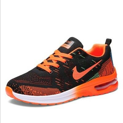 Air 90  Chaussures sport Flyknit Flywire Air Cushion Baskets sport pour hommes