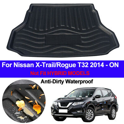 Rear Boot Cargo Liner Trunk Floor Mat Tray For Nissan X-Trail XTrail  2014- 2019
