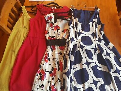 !Quality bulk lot of dresses, Allannah Hill, Monsoon, Country Road, Cue Size 12!