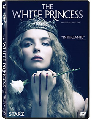 Comer,Benson,Collins-Levy,D...-Box-The White Princess St.1 DVD NEW