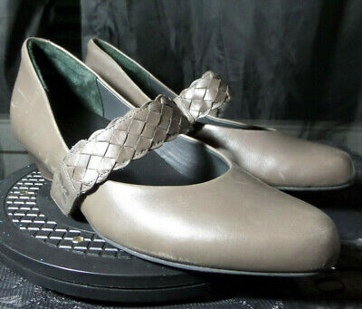 Ziera size 39 W leather pumps