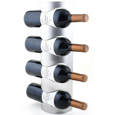 Handmade Wine Holder Table Top Stainless Steel Home Accessory Rack Holder