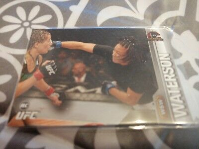 Michelle Waterson Topps UFC Trading Card 2015 Champions rookie RC