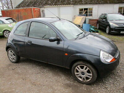 2007 Ford KA Luxury for spares or repair