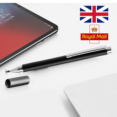 2 in 1 Precision Thin Capacitive Touch Screen Stylus Pen For iPhone iPad Samsung