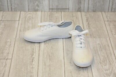 726c34be449632 KEDS GIRLS  ORIGINAL Champion CVO White Canvas -  45.69
