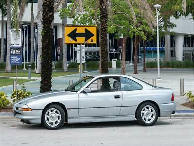 1997 8-Series 840Ci 1997 BMW 8-Series 840Ci 39,107 Miles Silver COUPE 2-DR 4.4L V8 DOHC 32V 5-Speed