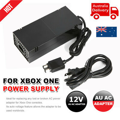 AC Adapter Mains Power for Xbox One AU Mains Power Supply Brick for Xbox One HSO