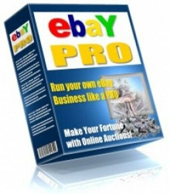 eBay Pro PDF eBook with Master Resell Rights MRR