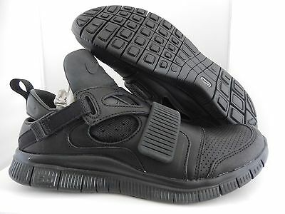 d6bad40a7f25 NIKE LAB FREE Huarache carnivore SP Men s Shoes 801759-001 Black ...