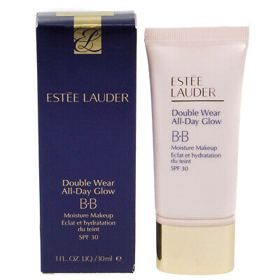 Estee Lauder Double Wear BB Cream All Day Glow Makeup Intensity 5.0 Damaged Box