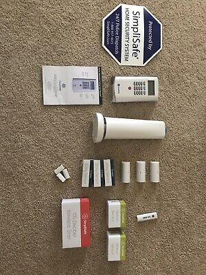 SimpliSafe Beacon Home Security System SS2