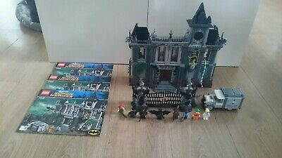 LEGO DC Comics Super Heroes Batman Arkham Breakout 10937 All Figures 100% comp