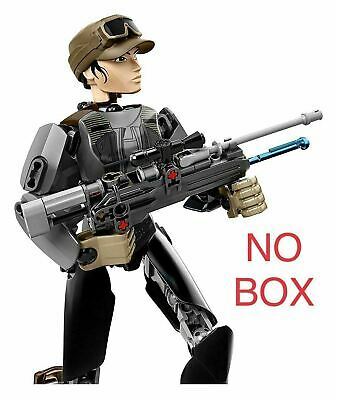LEGO Star Wars Sergeant Jyn Erso Buildable Figure 75119, NO BOX + FREE GIFT