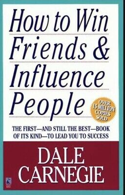 How to Win Friends & Influence People Dale Carnegie PDF-EMAIL