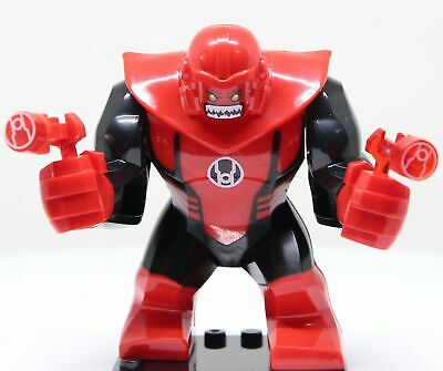 11x13x4.5cm Big Size Atrocitus marvel Superheros fit Lego Minifigure