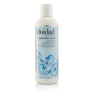 Ouidad Moisture Lock Leave-In Conditioner (All Curl Types) 250ml Treatments