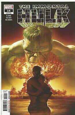 The Immortal Hulk #14 First Print Marvel 2019